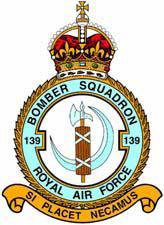 139 Squadron emblem