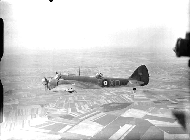 Another 139 Squadron Blenheim