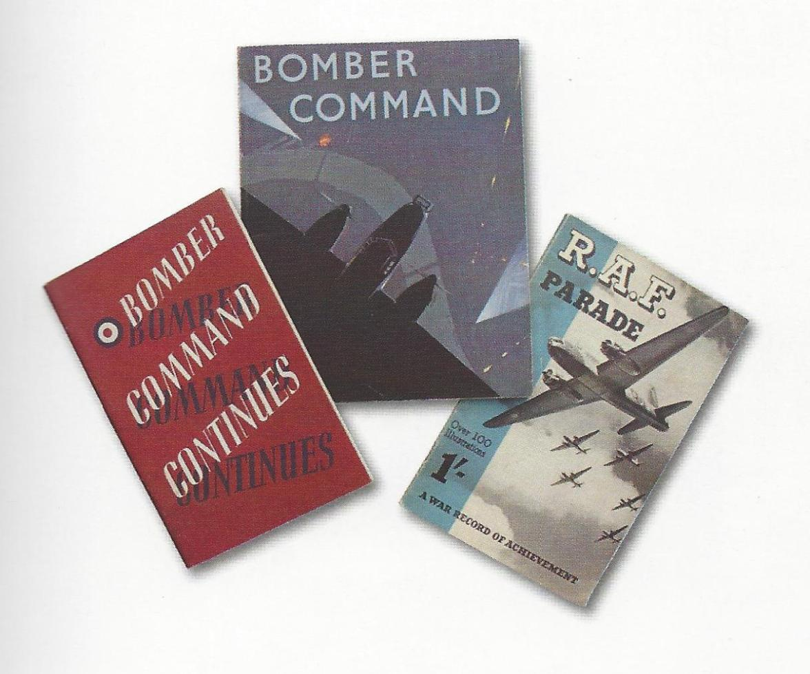 Bomber command books