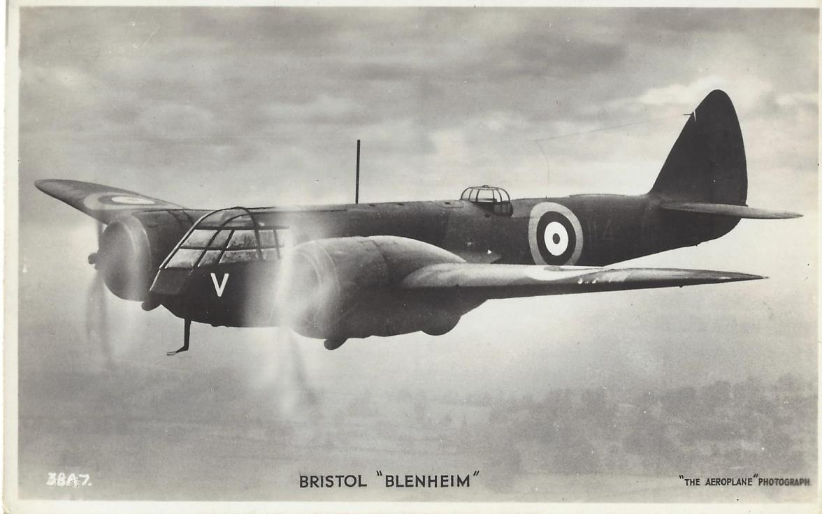 Bristol Blenheim Mark 1