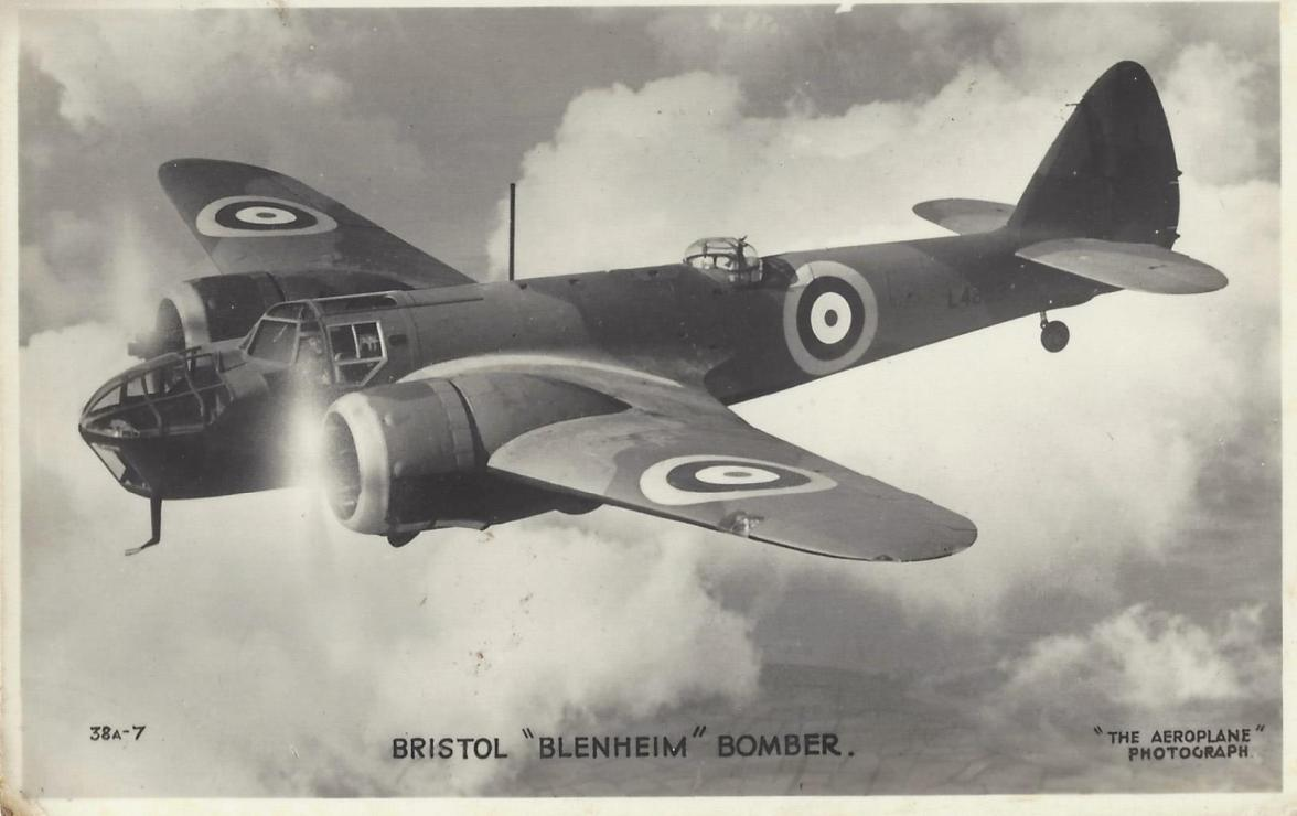 Bristol Blenheim Mark 4