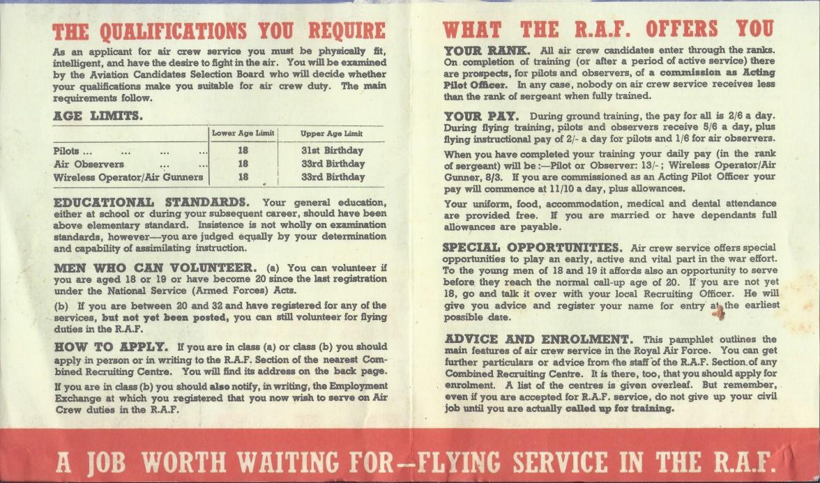 RAF Trades 4