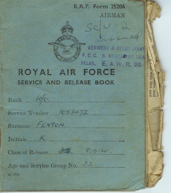 Service book