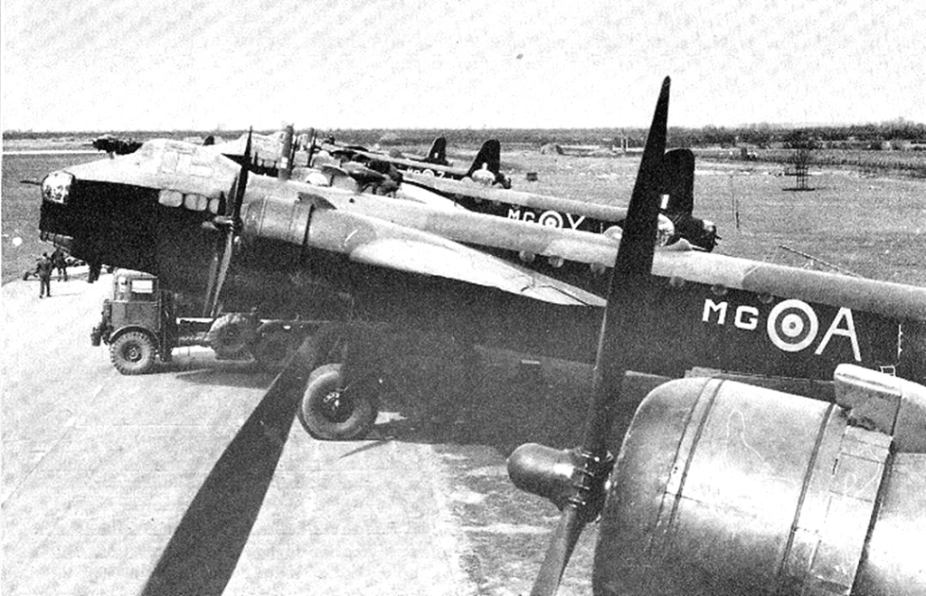 Stirling aircraft
