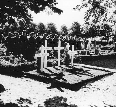 Vadum-funeral