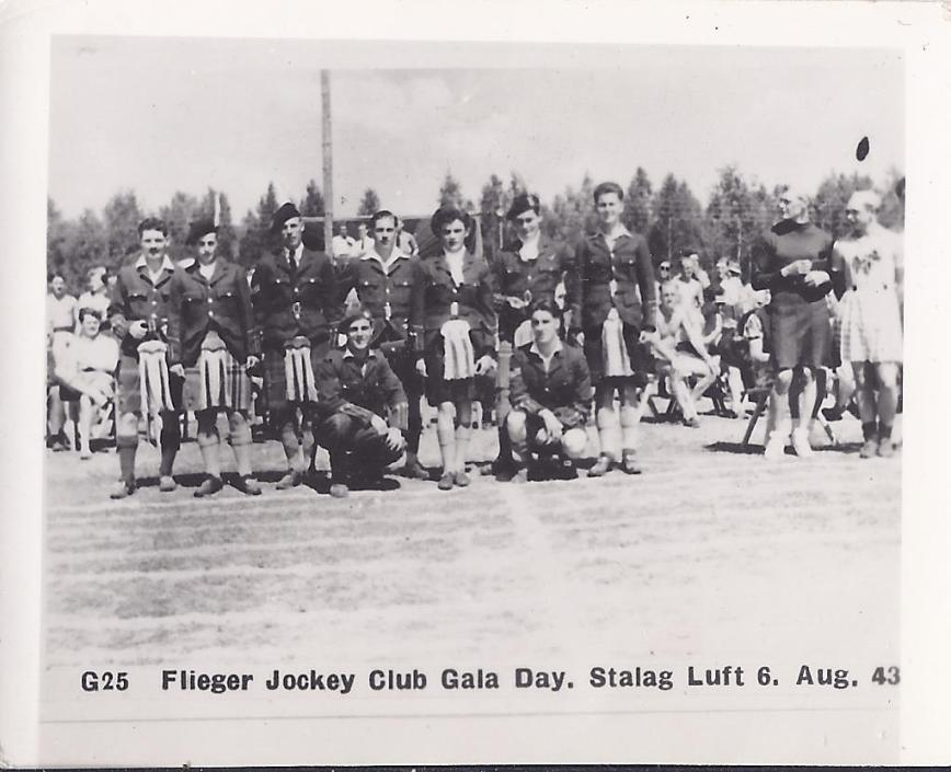 Flieger Jockey Club Gala Day SL6 Aug 43 G25