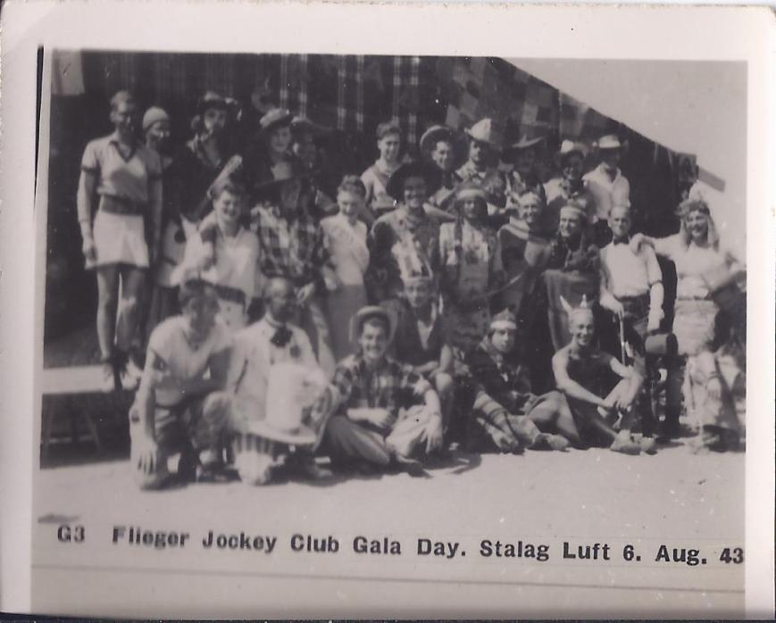 Flieger Jockey Club Gala Day SL6 Aug 43 G3