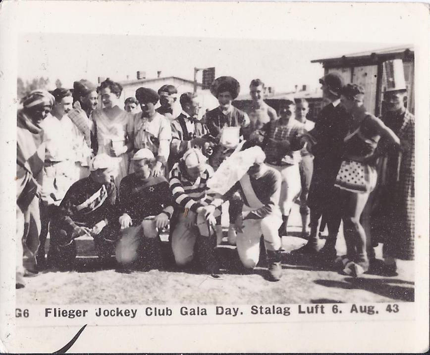 Flieger Jockey Club Gala Day SL6 Aug 43 G6