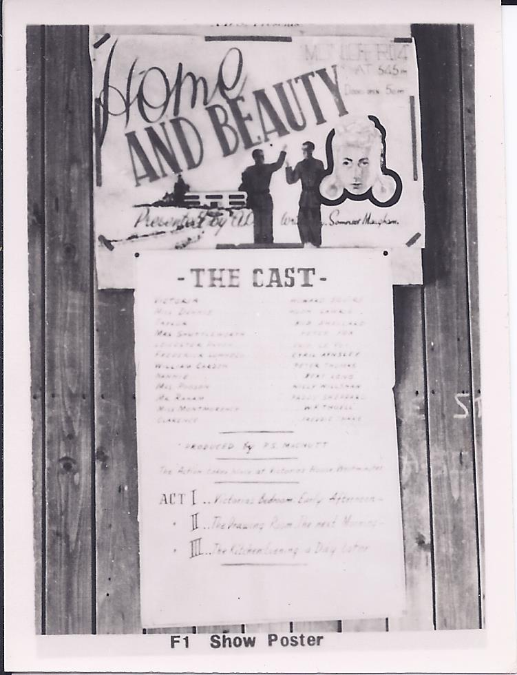 Home and Beauty Show Poster F1