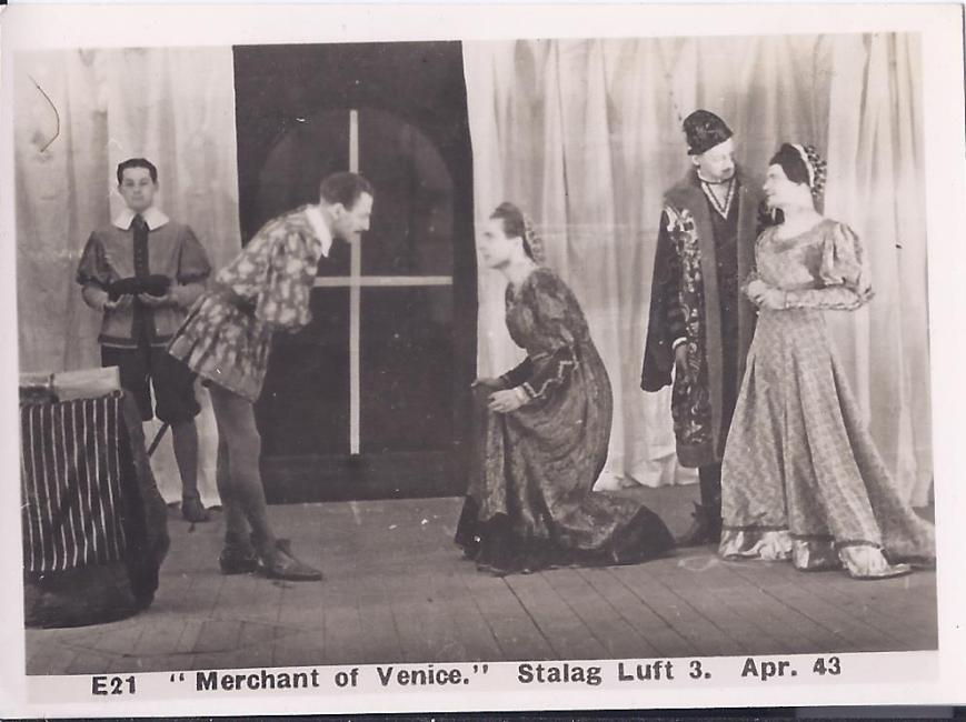 Merchant of Venice SL 3 April 43 E21