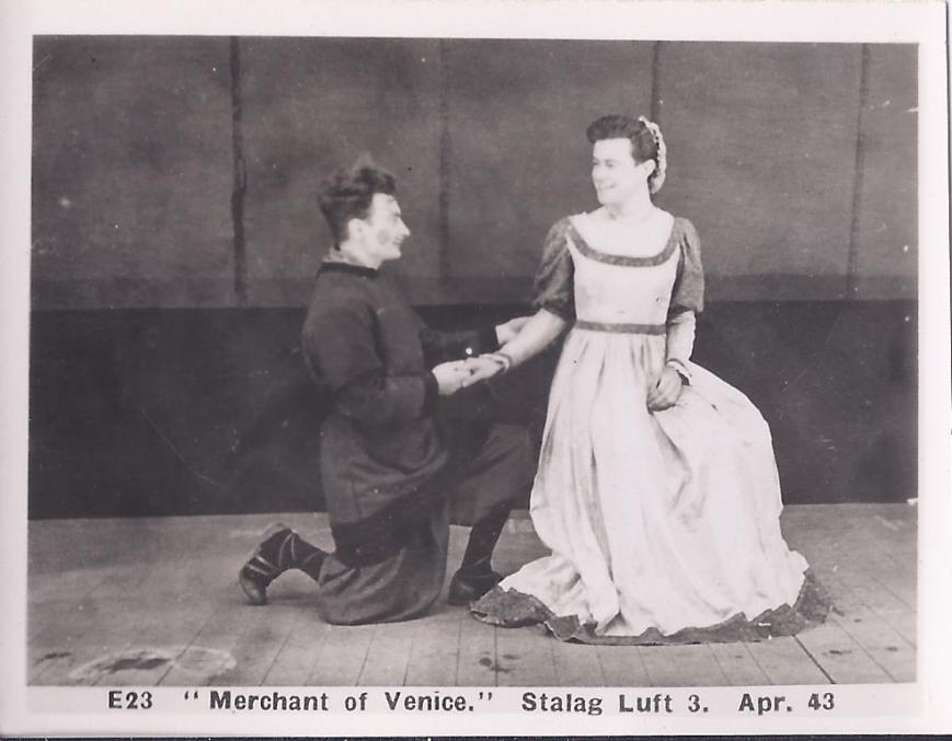 Merchant of Venice SL 3 April 43 E23