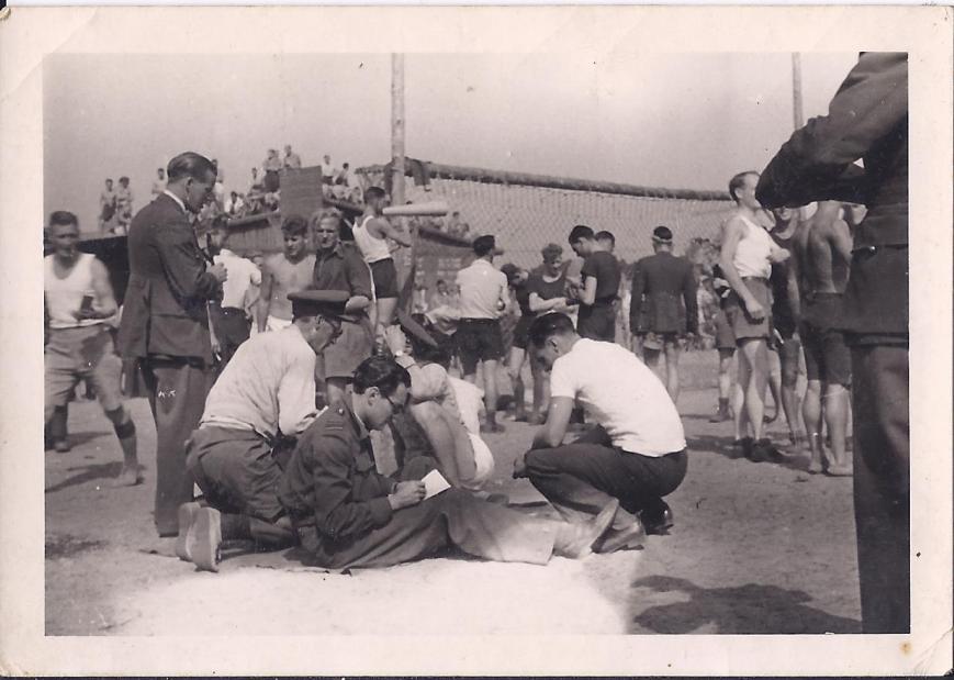 Sports Day, Sagan, 1942 2