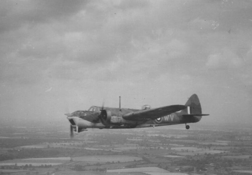 18 Squadron Blenheim